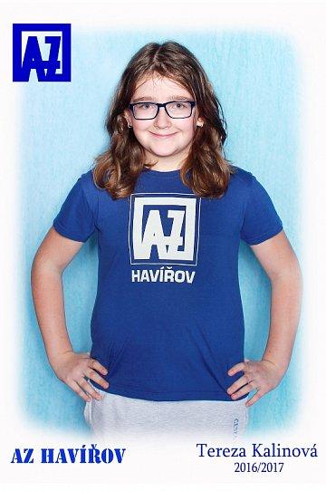 Tereza Kalinová #85