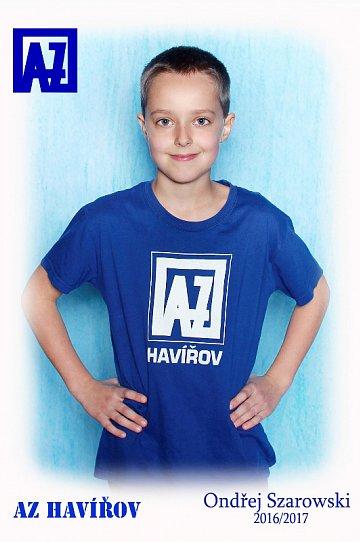 Ondřej Szarowski #34