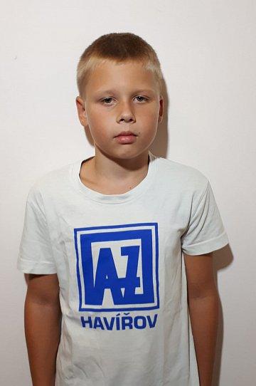 Dominik Zapletal #13