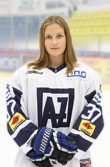 Eliška Vaněčková #0