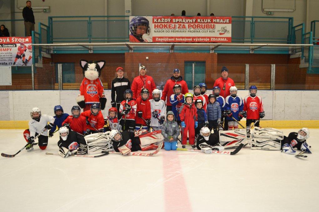 Pojď hrát hokej za Porubu!!! aneb Nové naděje pro tým HC RT TORAX
