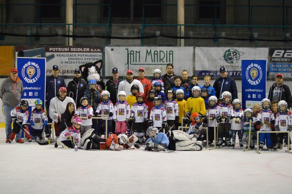 Týden hokeje v RT TORAX ARENĚ ve fotografiích