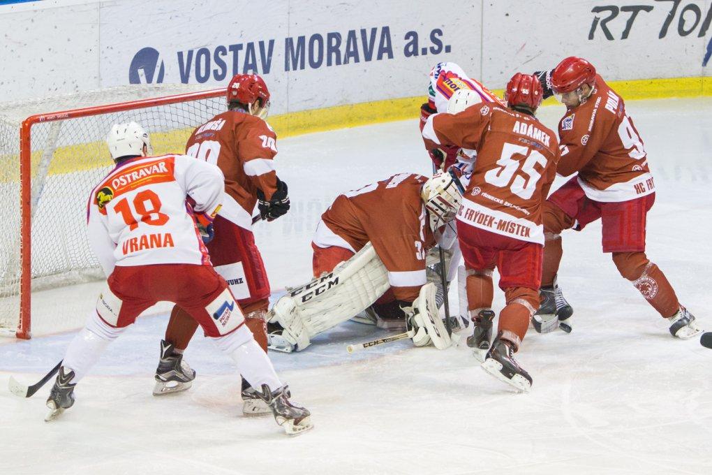 Semifinále míří do Ostravy! RT TORAX bude usilovat o vyrovnání série