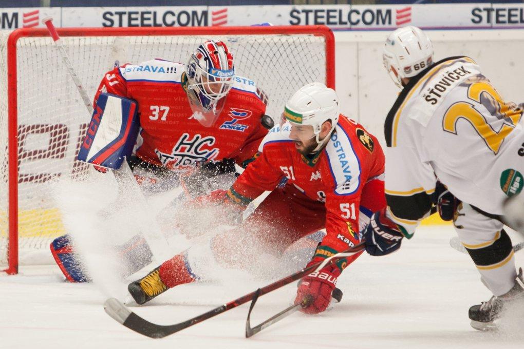 PREVIEW: Sezóna jde do druhé poloviny, Poruba míří na led posledního týmu