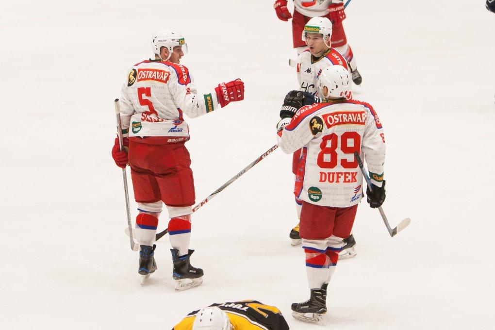 Mezi kruhy mě zavál asi vítr a nové hokejky byly zřejmě zakleté, říká obránce Marek Slavík