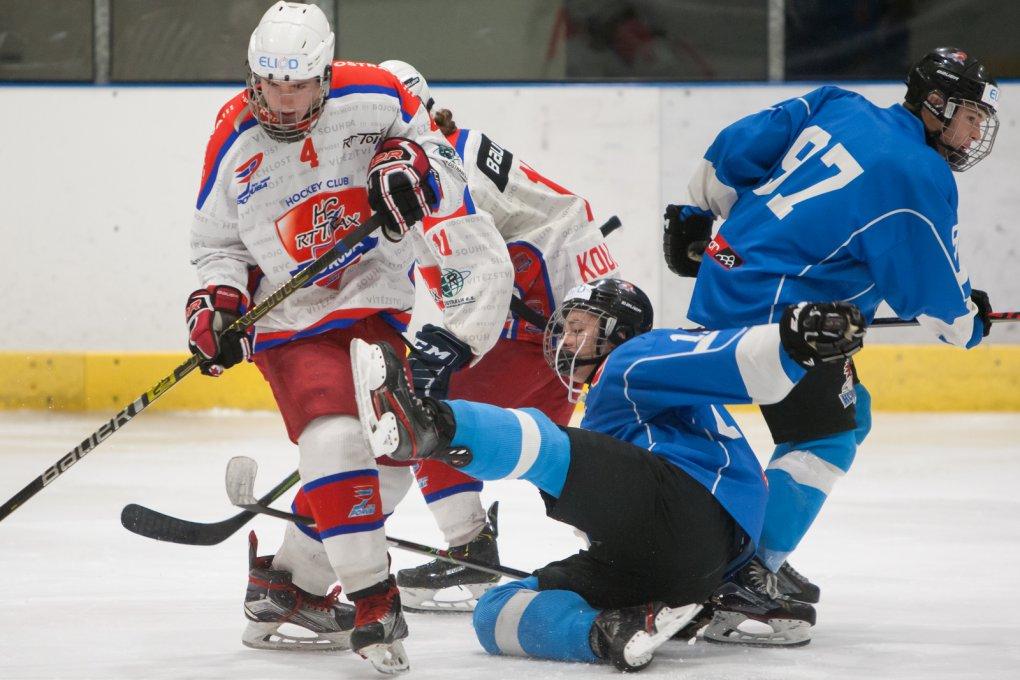Hry IX. Zimní olympiády dětí a mládeže v Chebu a Karlových Varech za účasti porubských hráčů