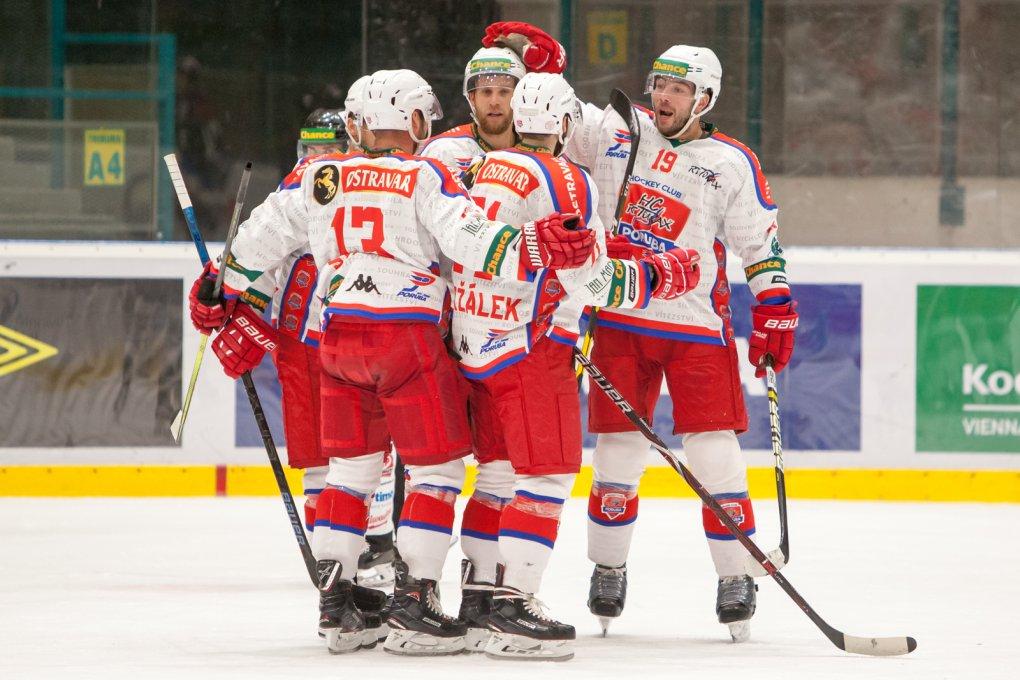 Michal Hlinka slaví výhru proti svému bývalému týmu. Můžeme porazit všechny, říká
