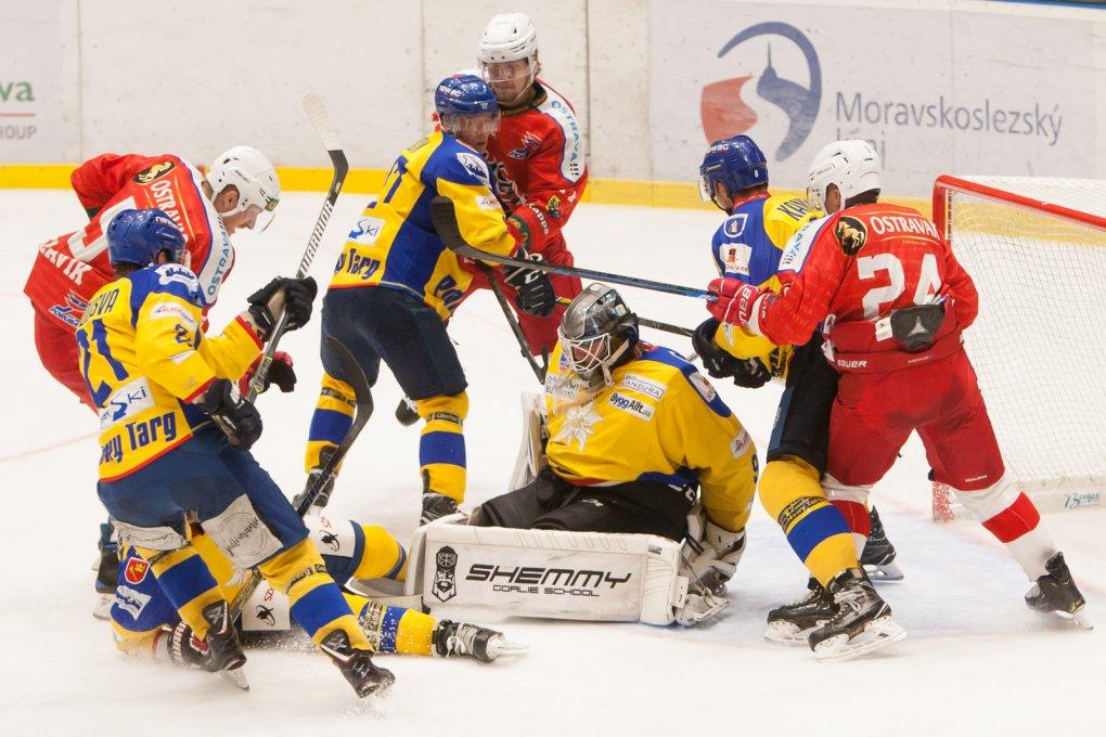Vítězství v základní skupině! HC RT TORAX opanoval Visegrádský pohár