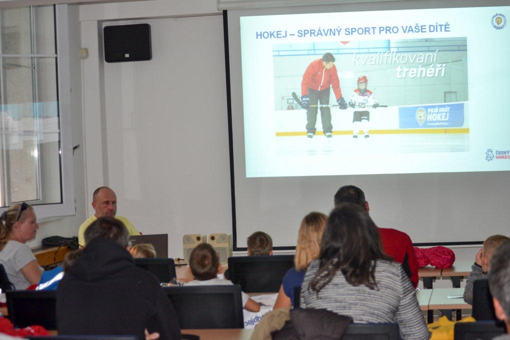 Seminář Davida Moravce se pro rodiče a trenéry uskuteční již desátého března
