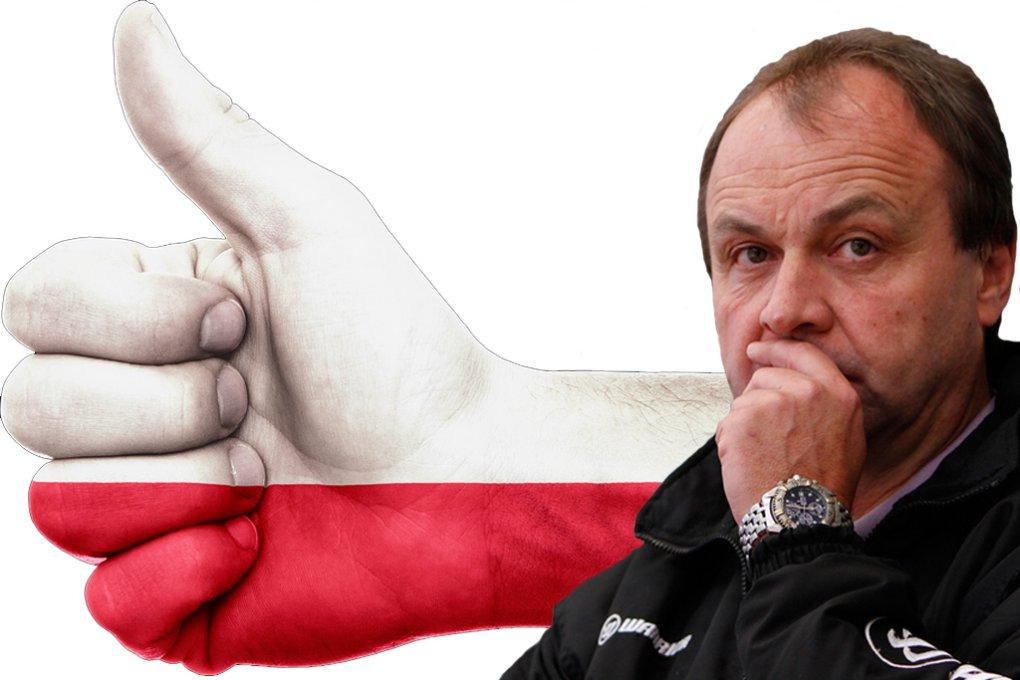 Poláci umějí kolem hokeje udělat ten správný cirkus, naznačuje porubské plány Pavel Hinner