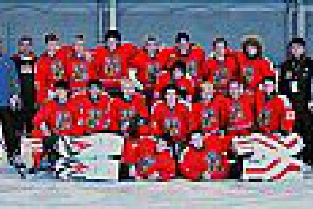 Porubský hokej stále dokáže vychovávat hokejové talenty