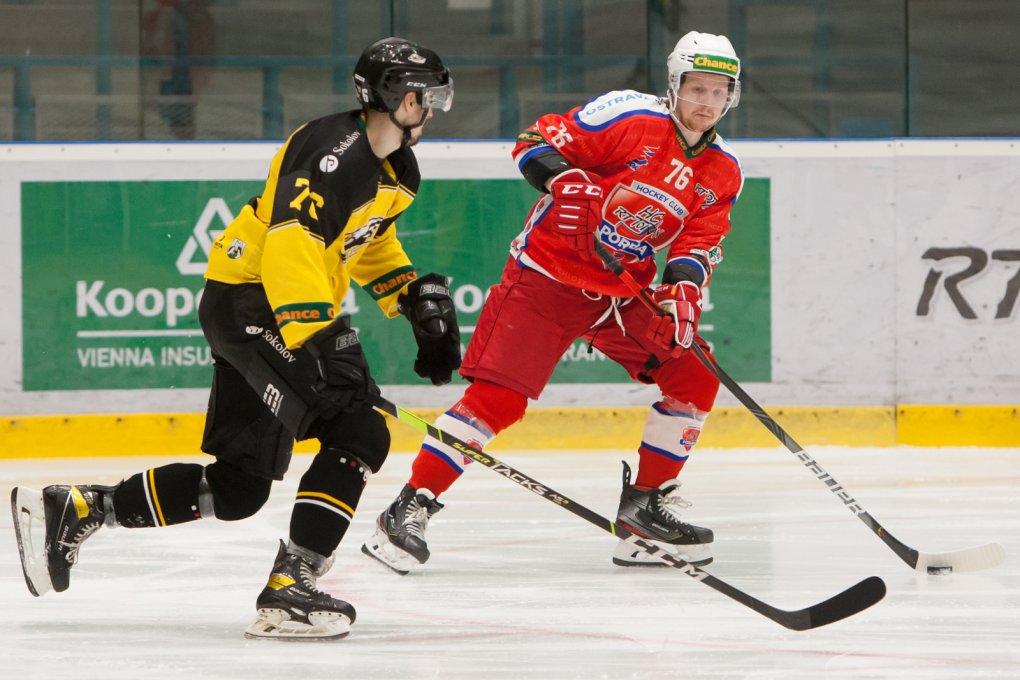 SESTŘIH: HC Baník Sokolov vs. HC RT TORAX Poruba 2011 4:0