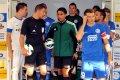 DC Slovan FC Dnepr 2-2