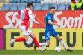 FC Slovan Liberec - SK Slavia Praha (27.kolo) 0:1