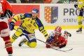 WSM liga - předkolo play-off, 1. zápas: LHK Jestřábi Prostějov - HC ZUBR Přerov