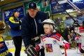 Akce Pojď hrát hokej znovu přilákala do MEO Arény spoustu dětí