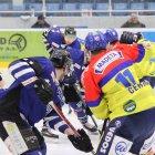 Čtvrtý zápas přinesl výborný hokej,  Budějovice po obratu vedou 3:1