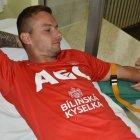 Hráči FK Teplice se zapojili do dárcovství krve