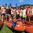 U19: Hodnocení vodáckého kurzu na Ohři