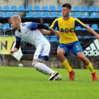 MUŽI B: SK Kladno vs. FK Teplice - 2:3