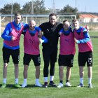 První zápas za námi | Kyperský zápisníček - den 2.
