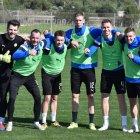 Den ve znamení dvou tréninků | Kyperský zápisníček - den 3.