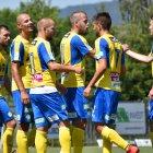 Přátelské utkání Teplice - Sokolov 5:0