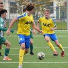 U17: FK Teplice vs. FK Meteor Praha 2:0