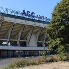 Stadion FK Teplice se nově jmenuje AGC Aréna Na Stínadlech