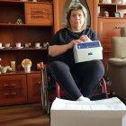 Nadační fond podpořil bývalou zdravotní sestru