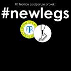 FK Teplice podporuje charitativní projekt #newlegs