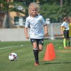Přihláška na dívčí příměstský fotbalový kemp