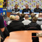 Vedení FK Teplice se sešlo s fanoušky