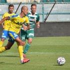 Přátelské utkání: Bohemians - Teplice 1:1 (1:1)