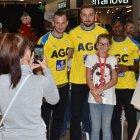 Tepličtí hráči měli autogramiádu v NC Fontána Teplice