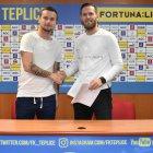 Martin Jindráček podepsal smlouvu v FK Teplice