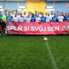 Kopeme za fotbal: Teplice - Buštěhrad 11:1 (4:0)