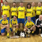 Stará garda FK Teplice uspěla na halových turnajích