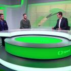 Zástupci FK Teplice byli hosty ve sportovních zprávách na ČT Sport