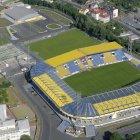 Omezený vjezd ke stadionu při zápasech kvůli výstavbě ZS