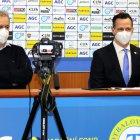 Na Stínadlech dnes proběhla tisková konference vedení klubu