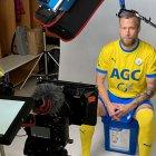 Hráči FK Teplice se zapojili do kampaně na třídění odpadu