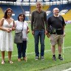 Nadační fond FK Teplice podpořil tři nevidomé z TyfloCentra