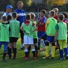 Trenéři přípravek dělají ukázkové tréninky pro okolní kluby