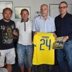 Žlutomodrá splněná přání udělala radost panu Vladimírovi