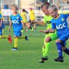 Na Stínadlech proběhl nábor malých fotbalistů