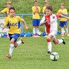 U13: Slavoj Vyšehrad vs. FK Teplice 0:12