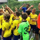 U12: Meteor Praha vs. FK Teplice 4:8