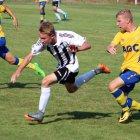U16: FK Teplice vs. VOŠ Roudnice U17 - 9:1