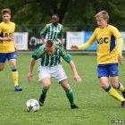 U15: CU Bohemians Praha vs. FK Teplice 2:3